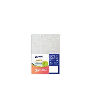 Cartão Cinza H - Medida A4 - Pacote 10 unidades