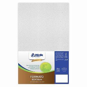 Cartão Cinza H - Medida 80x50cm - Pacote 10 unidades