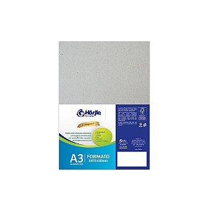 Cartão Cinza - Medida A3 - Pacote 10 unidades