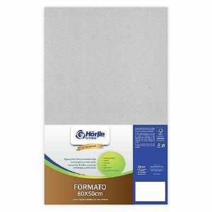 Cartão Cinza - Medida 80x50cm - Pacote 10 unidades