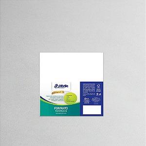 Cartão Capa Branca - Medida 30,5x30,5cm - Pacote 10 unidades