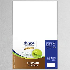 Cartão Capa Branca - Medida 80x50cm - Pacote 10 unidades