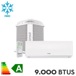 Ar condicionado split 9000 btus Consul  - 220V