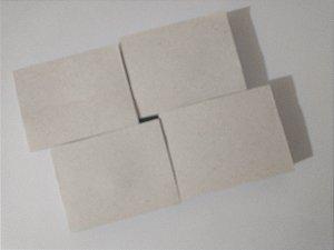 Bloco Adesivo Reciclado 38x50mm 100 Folhas C/4 uni Informs