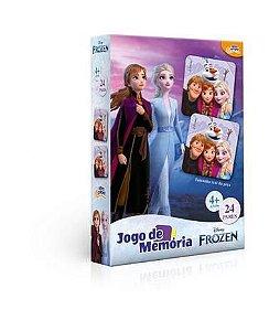 Jogo da Memória Frozen  24 peças Toyster