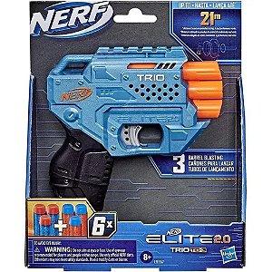 Lançador NERF Elite 2.0 Trio TD-3 Hasbro E9957 14957