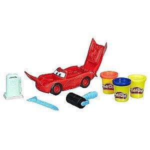 Conjunto Play Doh de Massinhas Carros 3 Relâmpago McQueen Hasbro
