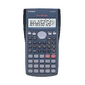 Calculadora Científica Casio preto FX-82MS