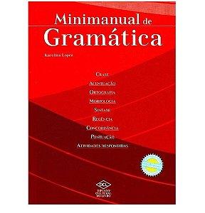 Minimanual de Gramática DCL