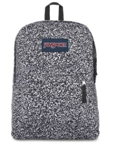 Mochila Jansport Superbreak Black Noise