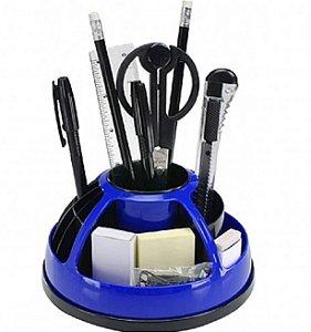 Organizador de Mesa Maxi Office Azul 871 Acrimet