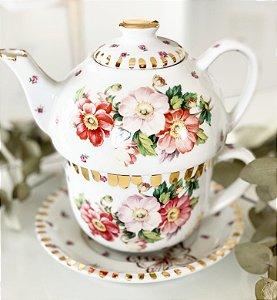 Jogo Chá Fleur