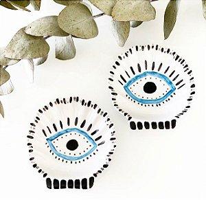 Concha Olho Grego - Unidade