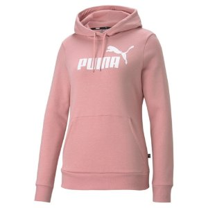 Moletom Puma ESS Logo Hoodie Feminino