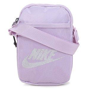 Shoulder Bag Nike Heritage S Smit - Lilás