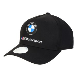 ACESSORIOSBMW M MOTORSPORT BB DAD CAP Puma Black Adult