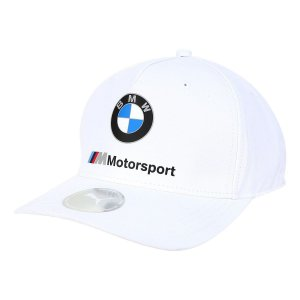 BONE PUMA BMW M MOTORSPORT BB CAP UNICO BRANCO
