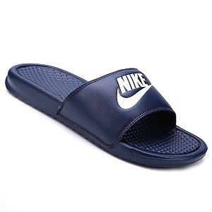 Chinelo Nike Benassi Jdi  Marinho