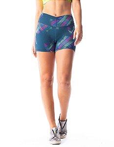 "Shorts Estampado Vestem ""Tam P"""