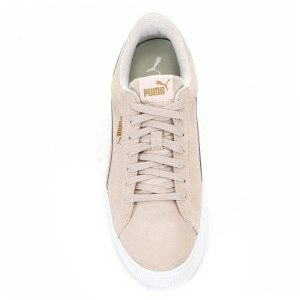 TENIS PUMA VIKKY STACKED BEGE