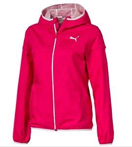 Jaqueta Puma Essentials Feminina Pink