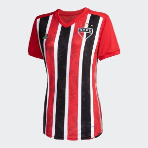 Camisa Adidas Sao Paulo II Feminina