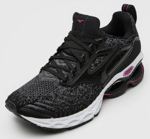 Tenis Mizuno Wave Creation Waveknit 2 Feminino