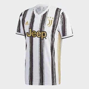 Camisa Adidas Juventus I 20 21