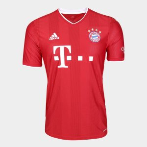 Camisa Bayern de Munique Home 20/21