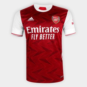 Camisa Adidas Arsenal Home 20/21