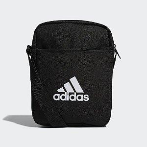 Bolsa Adidas Transversal Logo Preto