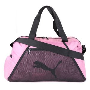 Mala Puma Challenger Duffel Bag Rosa