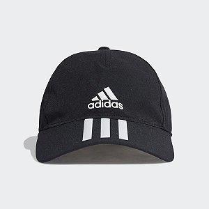 Bone Adidas 3 Listras E Logo