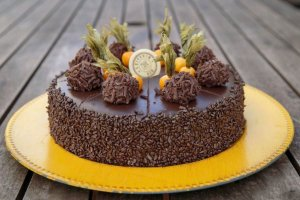 Torta Negrinho por Tudo P