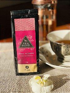 Chá Preto Rosas da China - Tea Road