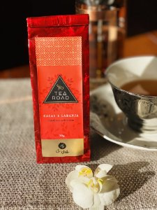 Rooibos Cacau e Laranja - Tea Road