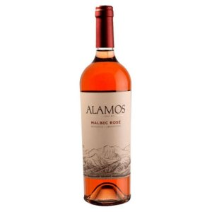 Vinho Alamos Malbec Rose 2018