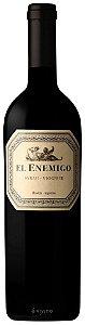 Vinho El Enemigo Syrah/ Viognier 2016