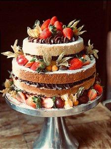 Nacked Cake - 3 andares