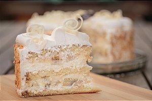 Torta Divina Piña (fatia)
