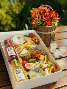 Platter Sunny Days vegetariana