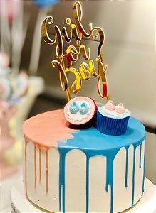 Torta Baby Girl or Boy