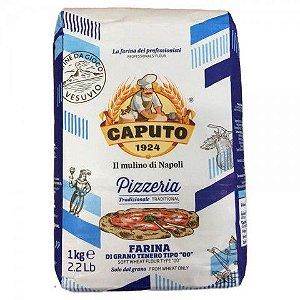 farinha de trigo Italiana 00 pizzeria 1 kg