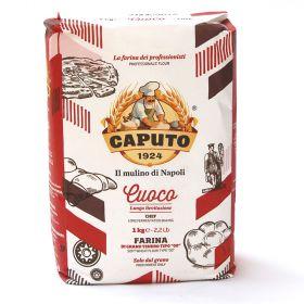 farinha de trigo Italiana 00 cuoco 1 kg