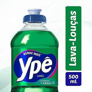 Detergente Ypê Limão 500mL