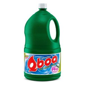 Água Sanitária Qboa 5L