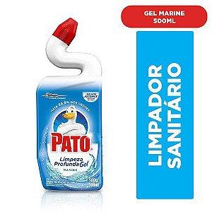 Limpador Sanitário Pato Gel Marine 500mL