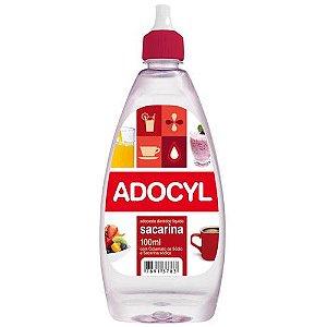 Adoçante Líquido Adocyl Sacarina Embalagem 100mL