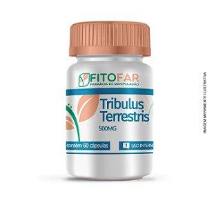 TRIBULUS TERRESTRIS 500MG - 60 CÁPSULAS