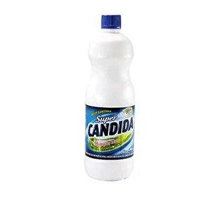 AGUA SANITÁRIA SUPER CANDIDA 1LT